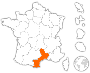Gard  -  Languedoc-Roussillon